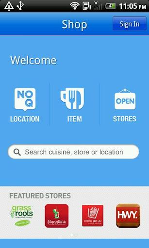 【免費購物App】NoQ-APP點子