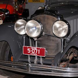 Lights a Plenty by Jefferson Welsh - Transportation Automobiles