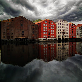 Trondheim by Kjetil Bentsen - Buildings & Architecture Other Exteriors