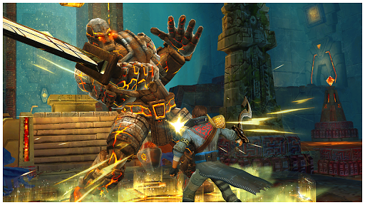 Stormbles - screenshot
