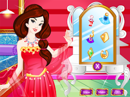 Screenshot of Arabian Princess Makeover