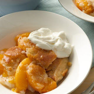 Bisquick Peach Cobbler Recipes