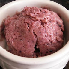 Fruit Ice Cream (Dairy-Free & Raw Food)