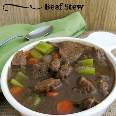 Old Fashion Beef Stew