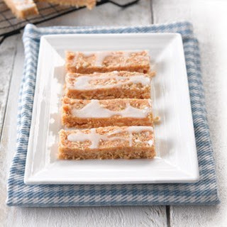 Almond, Coconut And Lemon Slice