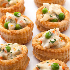 Chicken Pot Pie Bites Recipe