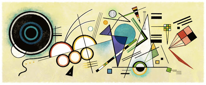 Wassily Kandinsky's 148th Birthday