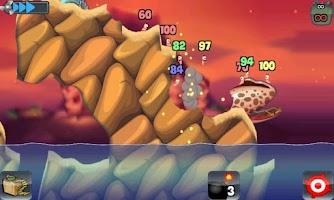 Screenshot of ZZ Worms
