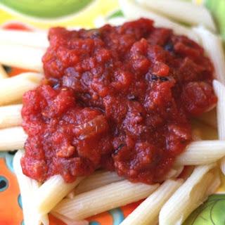 Bacon Garlic Marinara Recipes