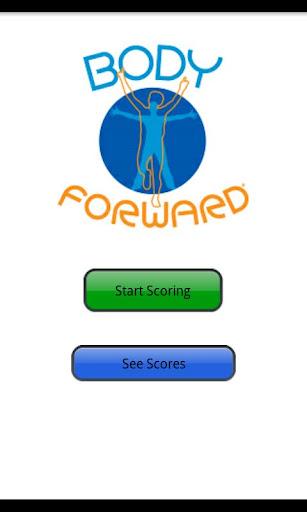 Body Forward Scoring