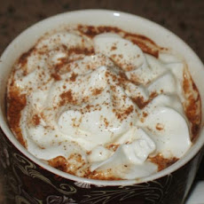 Spiced Cream Coffee