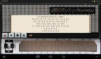 Screenshot of Stylophoney