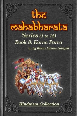 The Mahabharata Book 8 Karna