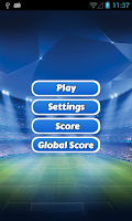 Screenshot of Soccer World Cup 2014