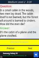 Screenshot of Amazing Brain Teaser
