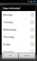 Screenshot of silencr