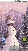 Screenshot of Winter - Live Wallpapers