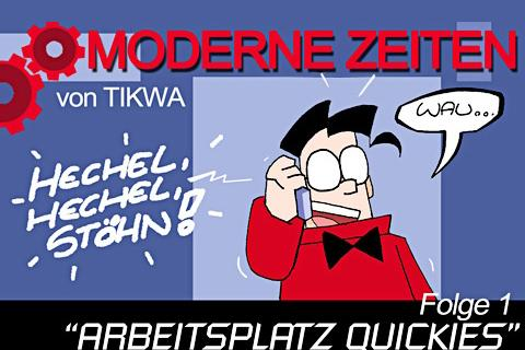 Lustige deutsche Comics Folge1