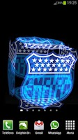 Screenshot of 3D Emelec Fondo Animado