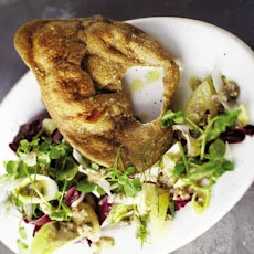 April Bloomfield's Fried Pig's Ear Salad