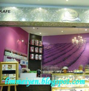 San terri cottage cafe hartamas shopping center for Terri restaurant