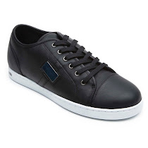 Dolce & Gabbana Chic Leather Trainer TRAINERS