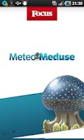 Screenshot of Focus Meteo Meduse