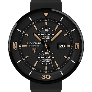 Infracto watchface by Liongate