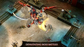 Screenshot of Dungeon Hunter 4