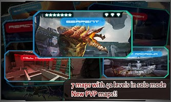 Screenshot of Star Warfare:Alien Invasion