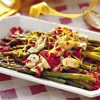 Lemon Marinated Asparagus Recipes