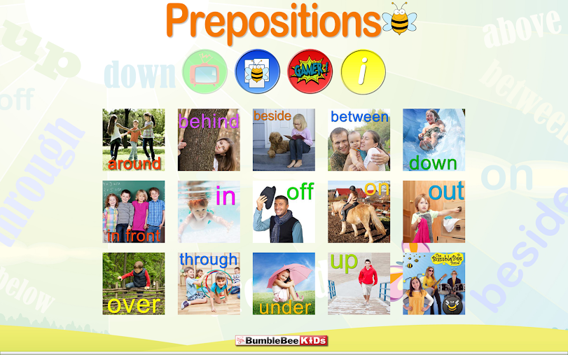 Prepositions Flashcards APK