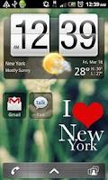 Screenshot of I Love My City Sticker Pack