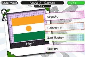 Screenshot of Geography Champion