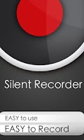 Screenshot of Silent Recorder