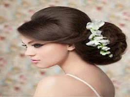Screenshot of Bride Hairstyles