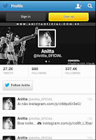 Screenshot of Anitta Poderosa