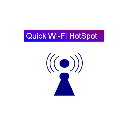 WiFi HotSpot / WiFi Tethering LOGO-APP點子