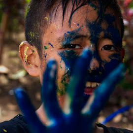 YOU NEED COLOUR by Sulton Hadi - People Portraits of Men