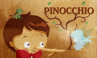 Screenshot of La storia di Pinocchio