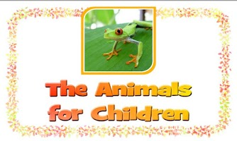 Screenshot of The Animals for Children FREE