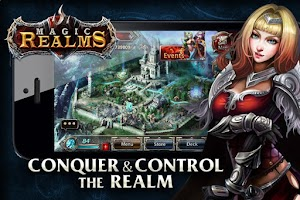 Screenshot of Magic Realms - Fantasy RPG