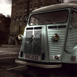 Wrooom is parked by Peter Björklund - Transportation Automobiles