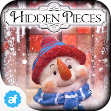 Hidden Pieces: White Christmas