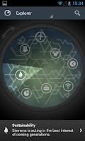 Screenshot of Siemens