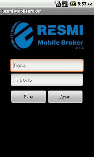 RESMI MobileBroker