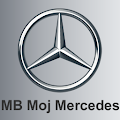 Android aplikacija Mercedes-Benz Moj Mercedes