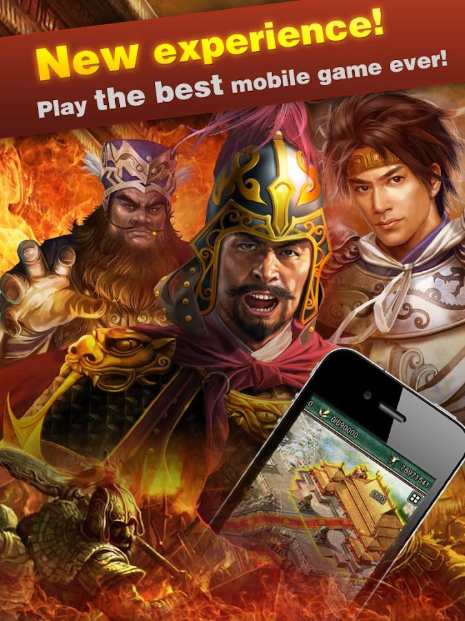 three kingdoms Screenshot 8