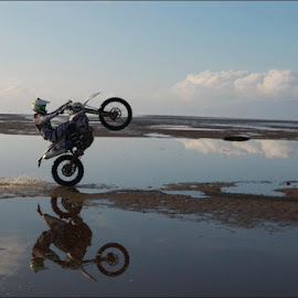 Reflections  by Colin Mcilhagger - Sports & Fitness Motorsports