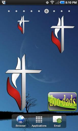 Christian Cross doo-dad